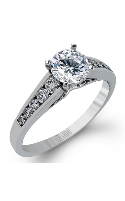Zeghani Classic Beauty  Engagement ring ZR118 product image