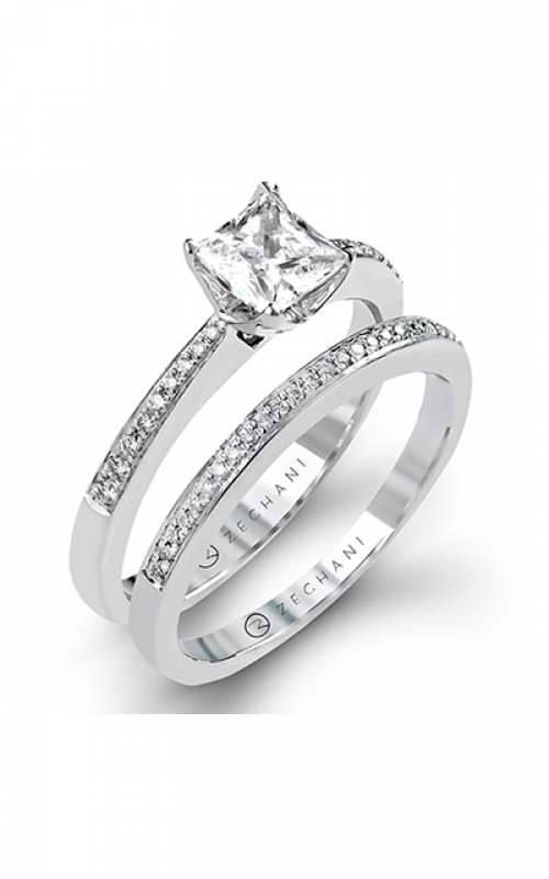Zeghani Classic Beauty  Engagement ring ZR1181 product image
