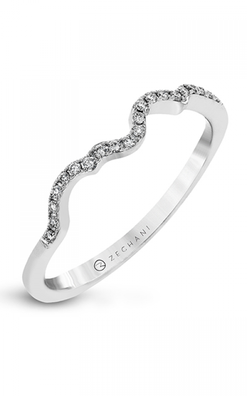 Zeghani Nature Lover Wedding band ZR1197 product image