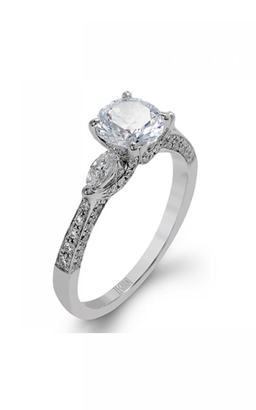 Zeghani Vintage Vixen Engagement ring ZR1228 product image