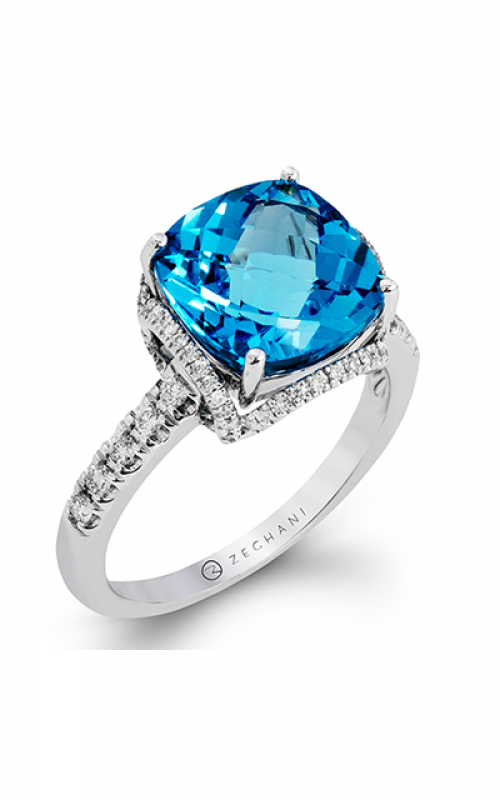 Zeghani Refined Rebel Fashion ring ZR1208 product image