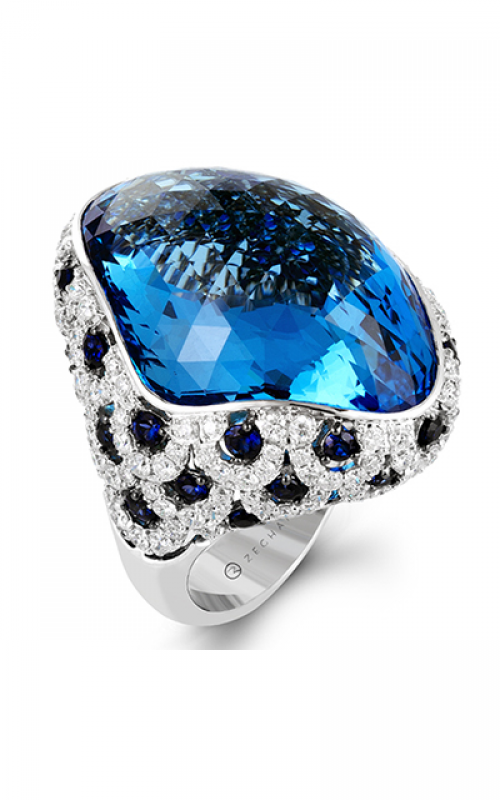 Zeghani Refined Rebel Fashion ring ZR1253 product image