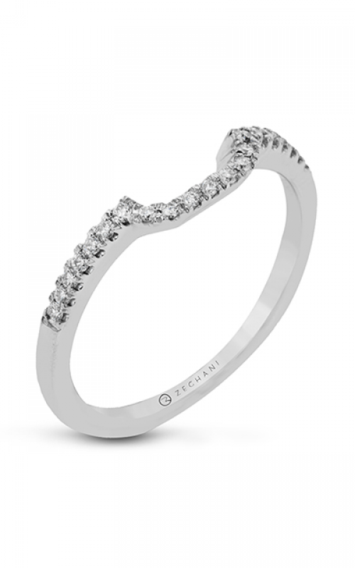 Zeghani Vintage Vixen Wedding band ZR1230 product image