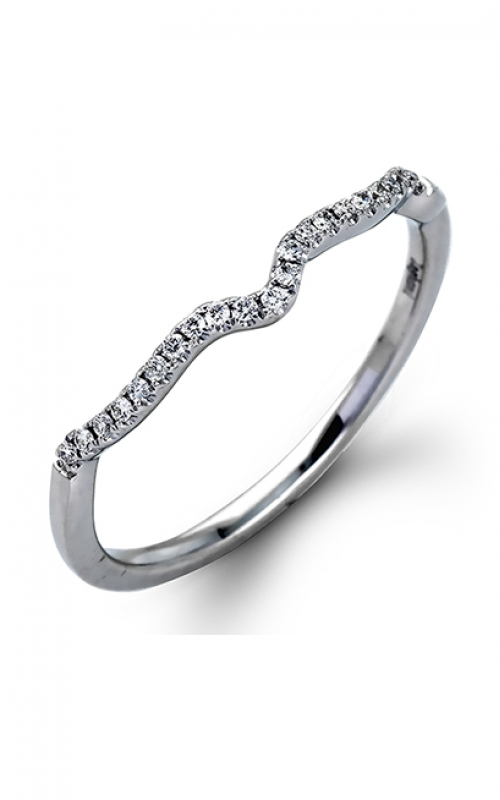 Zeghani Nature Lover Wedding band ZR583 product image