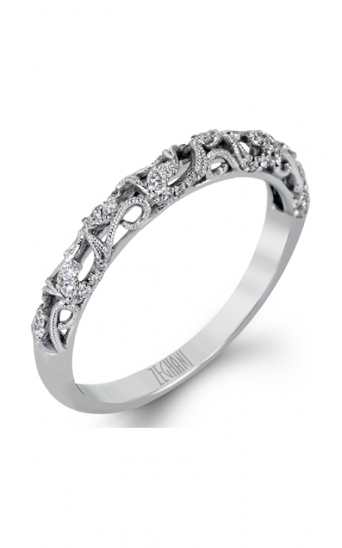 Zeghani Nature Lover Wedding band ZR914 product image