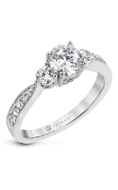 Zeghani Classic Beauty  Engagement ring ZR30PVER product image