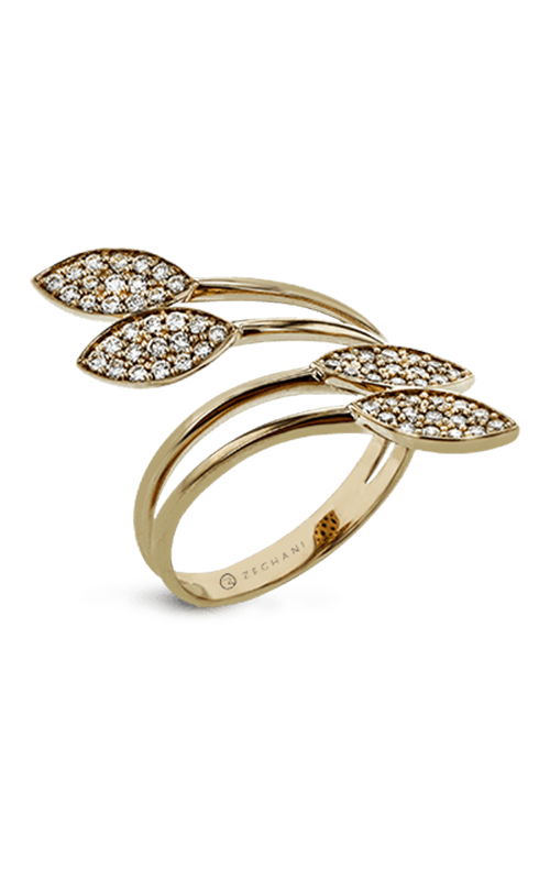 Zeghani Nature Lover  Fashion ring ZR1810 product image