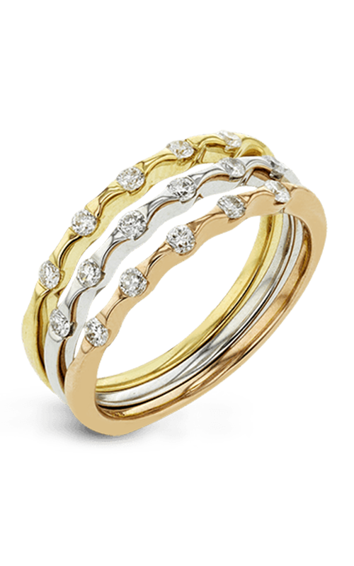 Zeghani Delicate Diva Fashion ring ZR1477 product image