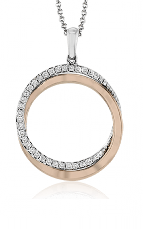 Zeghani Refined Rebel Necklace ZP854 product image