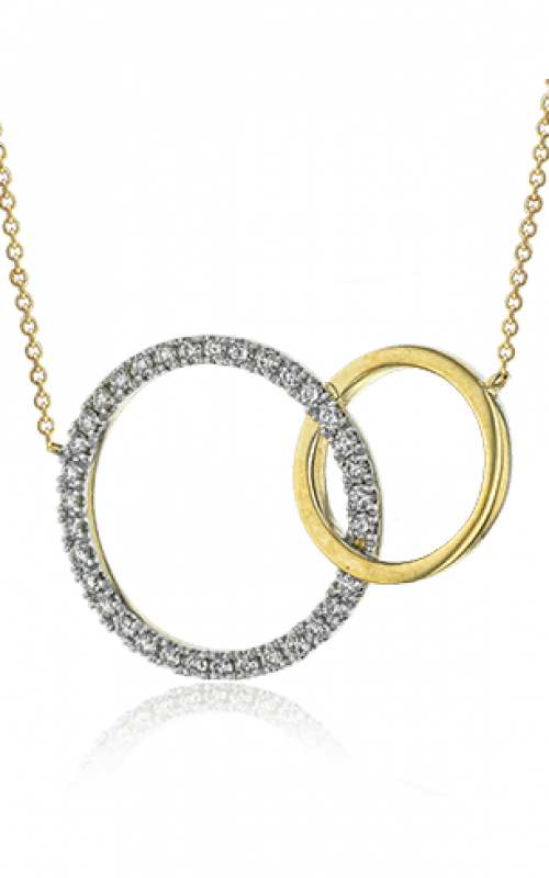 Zeghani Classic Beauty Necklace ZP954 product image