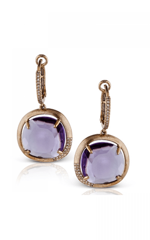 Zeghani Refined Rebel Earrings ZE339 product image