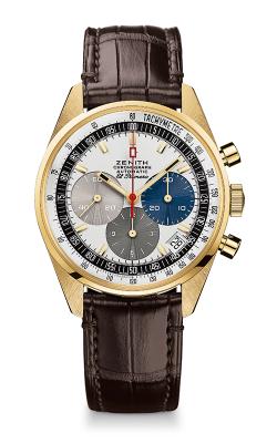 Zenith El Primero A386 Revival Watch 30.A386.400/69.C807 product image