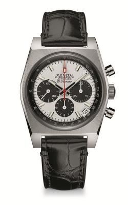 Zenith El Primero Watch 03.A384.400/21.C815 product image
