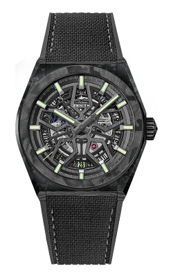Zenith Classic Carbon Watch 10.9000.670/80.R795 product image