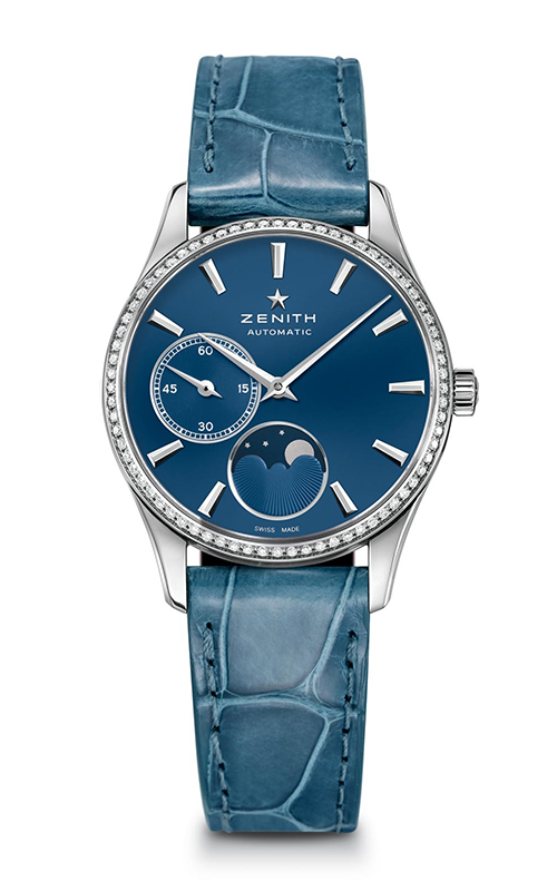 Zenith Ultra Thin Lady Moonphase Watch 16.2310.692/51.C705 product image