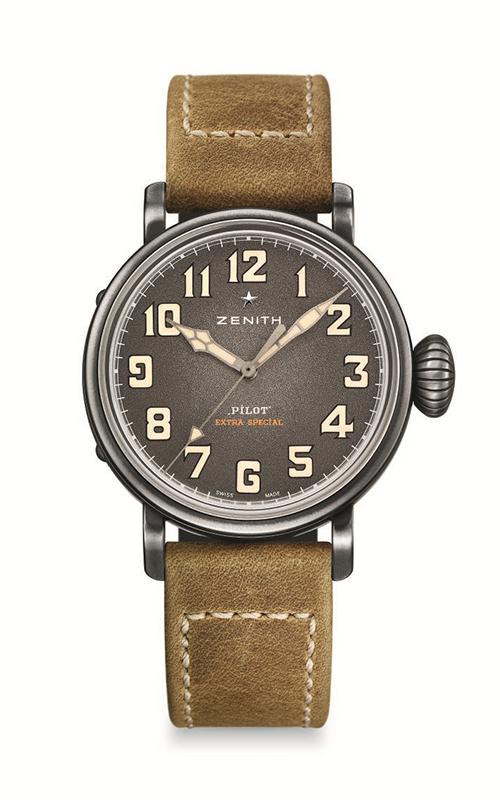 Zenith Type 20 Watch 11.1940.679/91.C807 product image