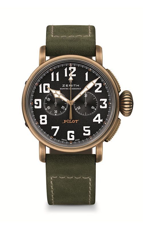 Zenith Type 20 Watch 29.2430.4069/21.C800 product image