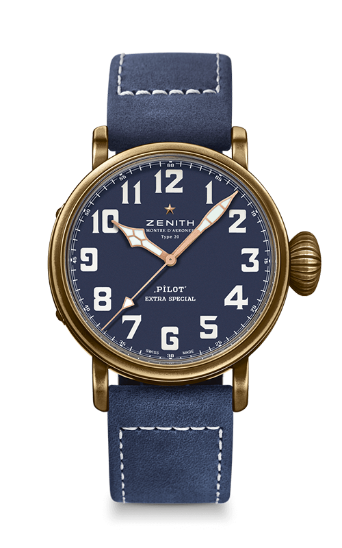 Zenith Classic Watch 29.2430.679/57.C808 product image