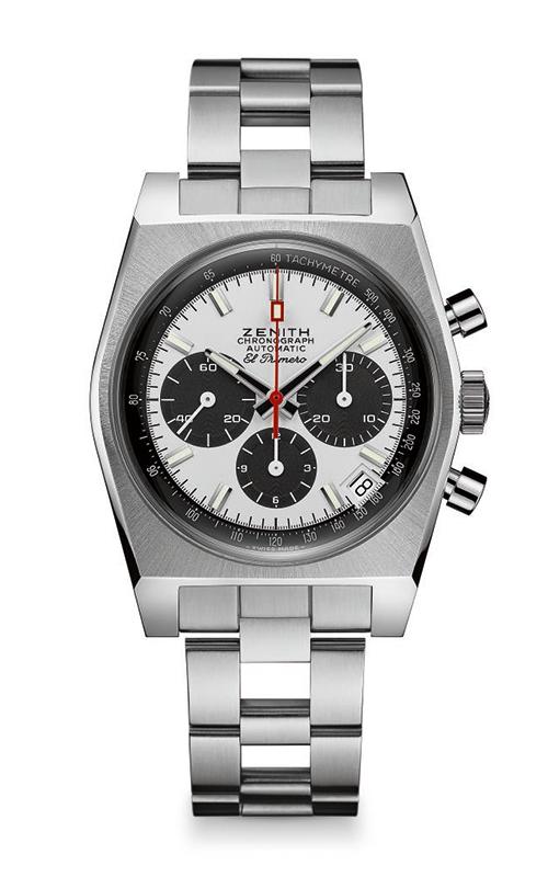 Zenith El Primero Watch 03.A384.400/21.M384 product image