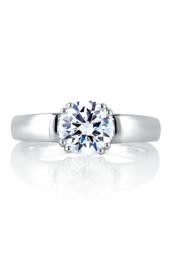 A. Jaffe Art Deco Engagement ring MES237-14 product image