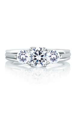 A. Jaffe Engagement Ring Classics ME1279-90 product image