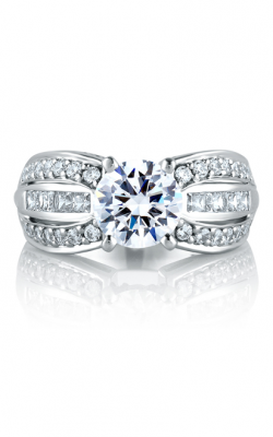 A. Jaffe Engagement Ring Art Deco MES045-88 product image