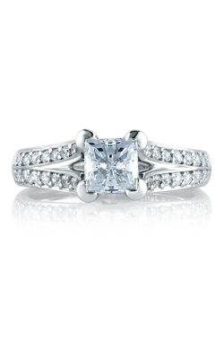 A. Jaffe Engagement ring Art Deco MES068-150 product image