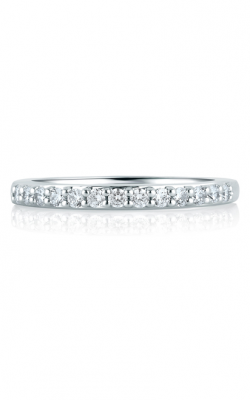 A.Jaffe Classic Signature 15 Diamond Shared Prong Band MRS057-26 product image