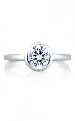 A.Jaffe Solitaire Engagement Ring MES057-67 product image
