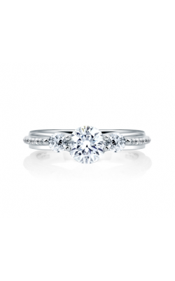 A. Jaffe Engagement Ring Quilted Collection ME1666-140 product image