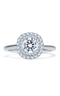 A. Jaffe Engagement Ring Quilted Collection ME1864Q-103 product image