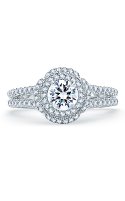 A. Jaffe Engagement ring Quilted Collection ME1862Q-100 product image