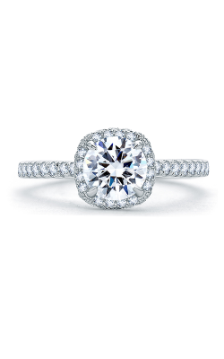 A.Jaffe Halo Engagement Ring ME1860Q-153 product image