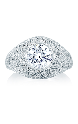 A. Jaffe Engagement Ring Art Deco MES653-204 product image