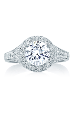 A. Jaffe Engagement Ring Art Deco MES640-214 product image