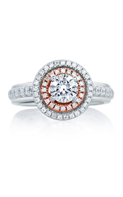 A. Jaffe Art Deco Engagement Ring MES628-103 product image