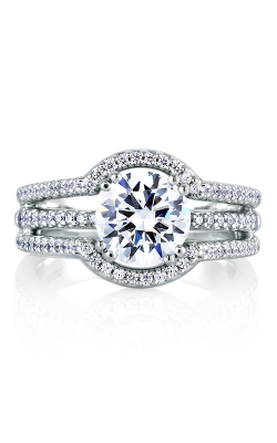 A. Jaffe Engagement Ring Metropolitan MES273-243 product image