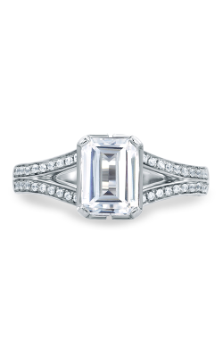 A. Jaffe Art Deco Engagement ring MES681-222 product image