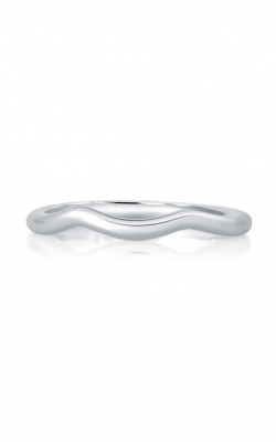 A.Jaffe Modern Plain Wedding Band MRS463-PL product image