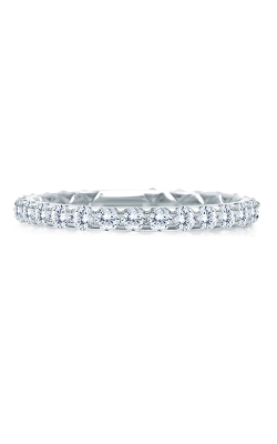 A. Jaffe Wedding Band Quilted Collection WR1025Q-25 product image