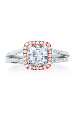 A. Jaffe Art Deco Engagement ring MES633-164 product image