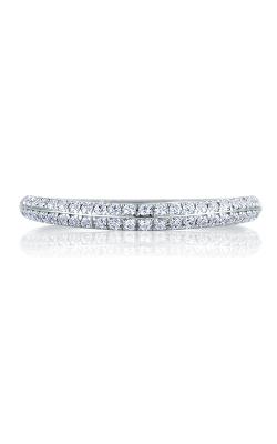 A. Jaffe Art Deco Wedding band MRS334-26 product image