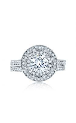 A. Jaffe Art Deco Engagement ring ME2184Q-136 product image