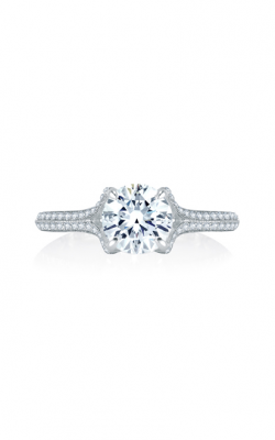 A. Jaffe Art Deco Engagement Ring MES745Q product image