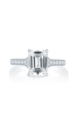 A. Jaffe Art Deco Engagement Ring MES751Q product image