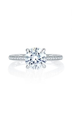 A. Jaffe Art Deco Engagement Ring MES771Q product image