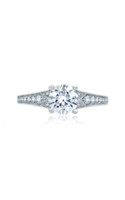 A. Jaffe Art Deco Engagement Ring ME2102Q-117 product image