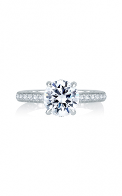 A. Jaffe Art Deco Engagement ring MES770Q-172 product image
