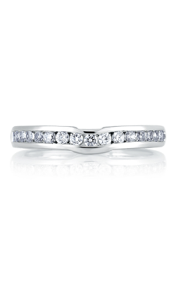 A.Jaffe Sparkling Diamond Channel Set Band MRS228-43 product image