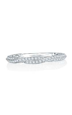 A. Jaffe Seasons Of Love Wedding Band MRS740Q/18 product image